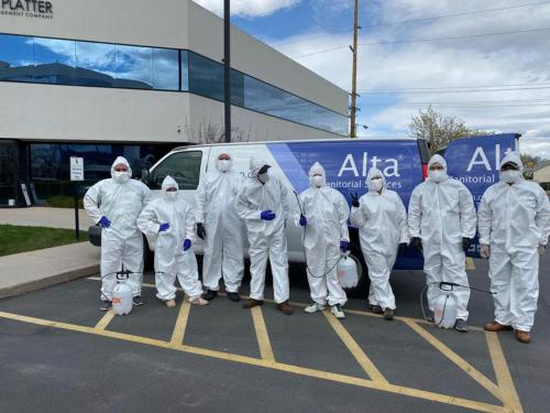 ALTA JANITORIAL SERVICES 00022