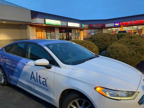ALTA FORD FUSION