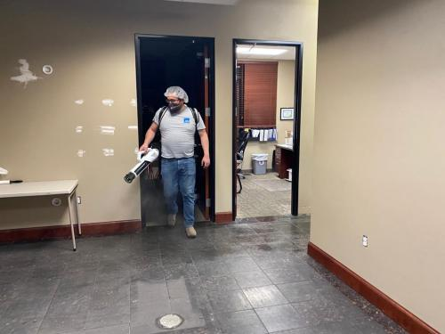 ALTA JANITORIAL SERVICES 02031