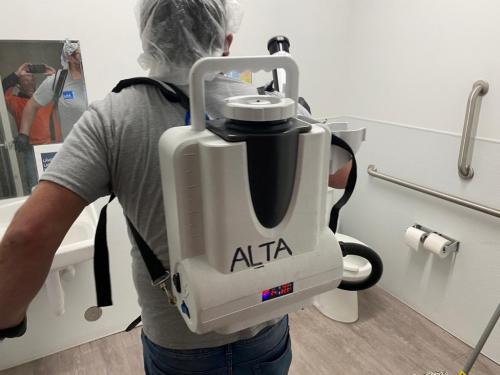 ALTA JANITORIAL SERVICES 02048