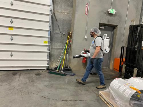 ALTA JANITORIAL SERVICES 02058