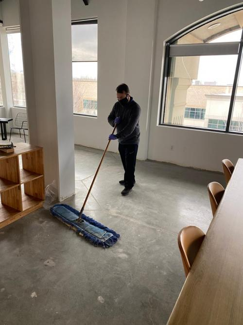 ALTA JANITORIAL SERVICES 02107