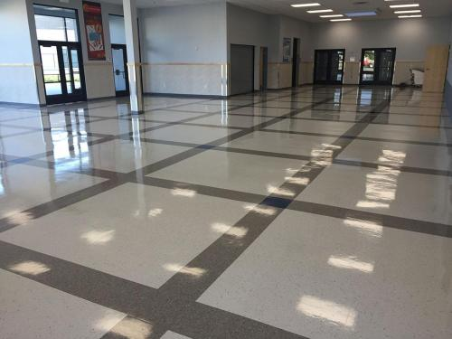 ALTA JANITORIAL SERVICES 01484